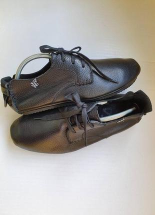 Туфли мокасины кожа deakins р.41