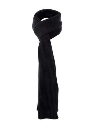 Шерстяной шарф hugo boss
