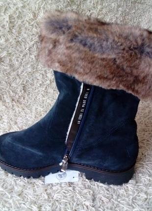 Супер модні і теплі черевички