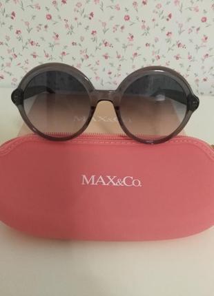 Max&co очки солнцезащитные,  оригинал