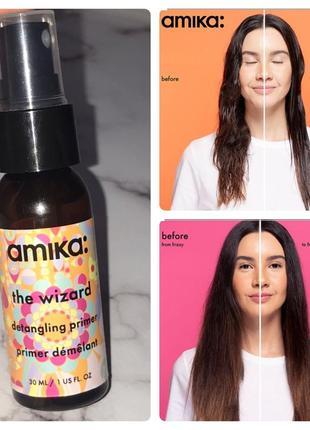 Спрей для волос amika the wizard primer