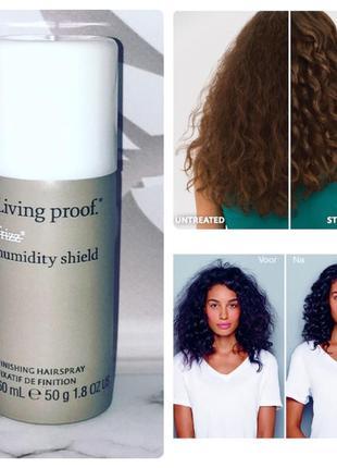 Спрей для защиты волос от влажности living proof no frizz humidity shield