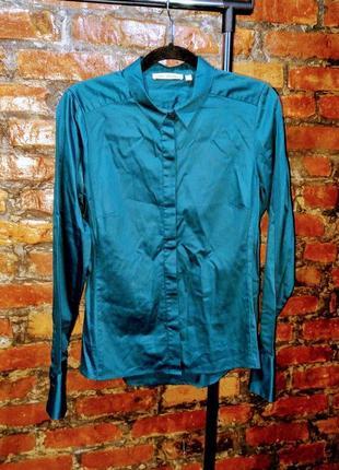 Стильная блуза топ кофточка из коттона next