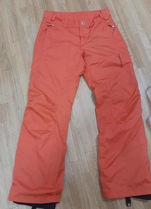 Лижні штани belowzero