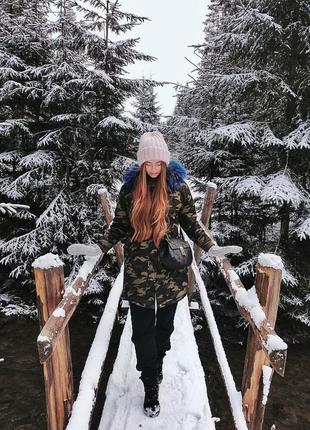 Зимняя парка