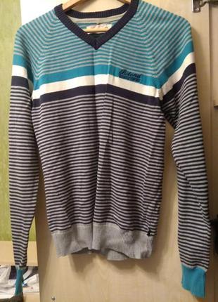 Пуловер кофта v-образный от blend
