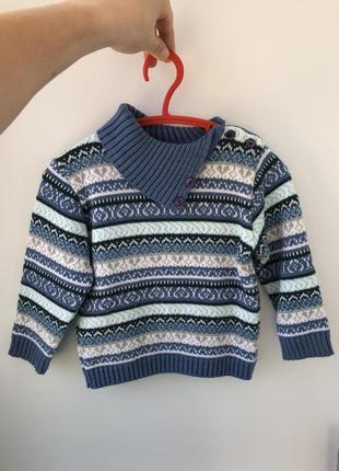 Свитер. тёплый свитер. свитер под горло.