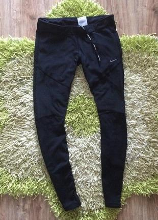 Тренировочные штаны от фирмы nike dri-fit