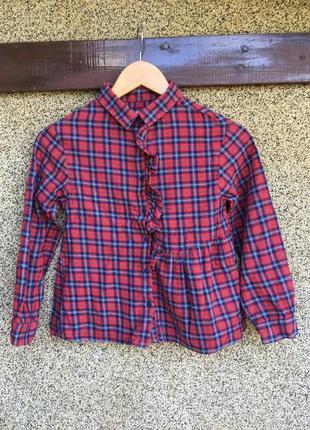 Рубашка, стильная рубашка, байховая рубашка, рубашка zara, рубашка на 10 лет