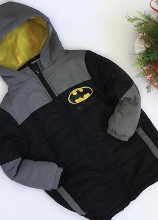 Курточка  batman 🦇 ,на вік 5-6 р