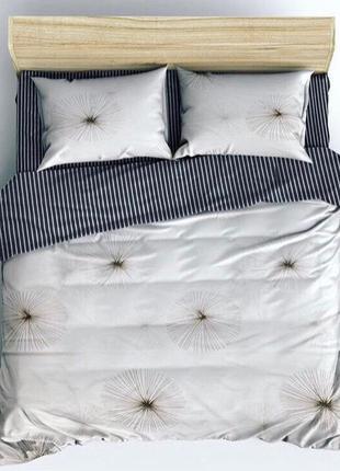 Эко постельное белье бязь gold lux одуван
