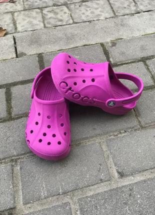 Кроксы crocs оригинал j1-3