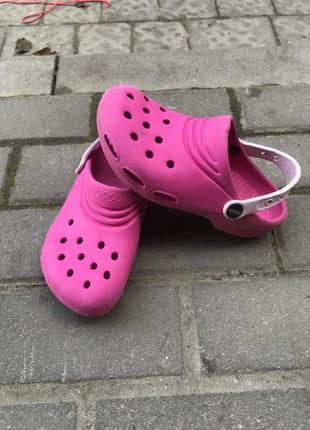 Кроксы crocs by jibbitzz оригинал j1/2
