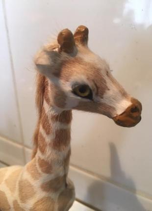 Фигурка жираф2 фото