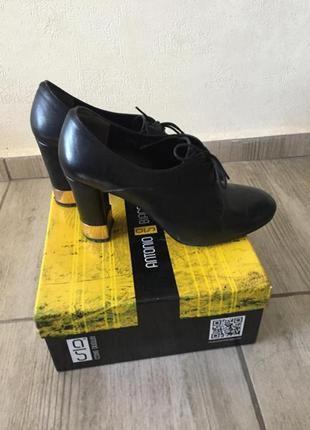 Ботинки кожа antonio biaggi
