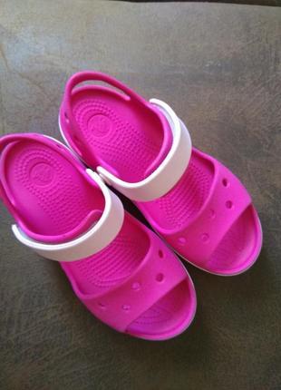 Босоножки crocs c13