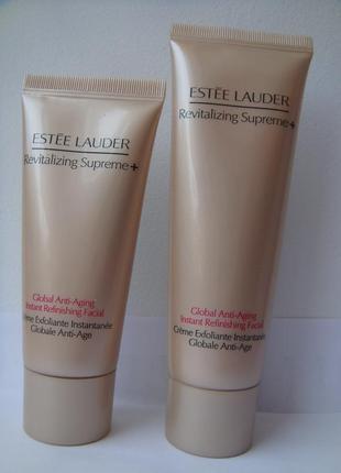 Эксфолиант  для сохранения молодости кожи estee lauder revitalizing supreme+
