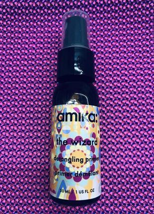 Amika праймер для волос the wizard detangling primer