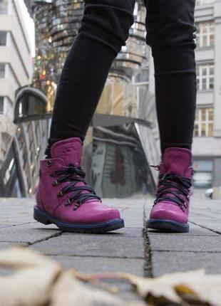 Ботинки для девочки2 фото