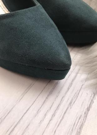 Трендовые туфли лодочки8 фото