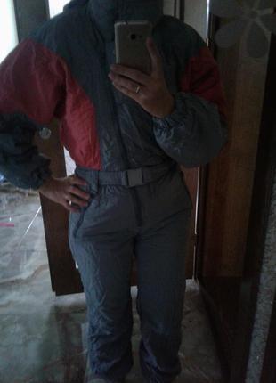 Лижный костюм, комбинезон
