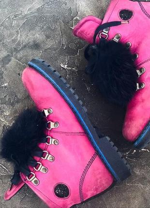 Ботинки для девочки8 фото