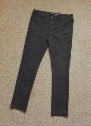 Джеггинсы sinequanone брюки штаны джегинсы слимы леггинсы джинсы стретч легкие тонкие