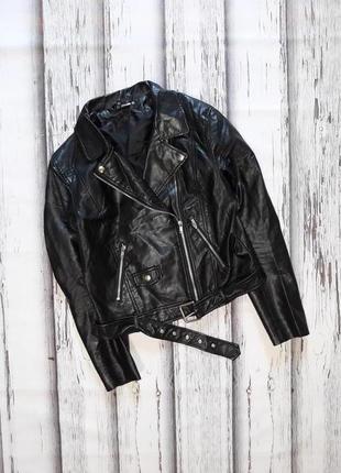 Куртка косуха кож-зам h&m p. s