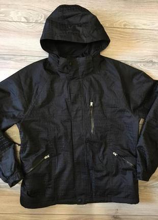 Лыжная куртка skifi размер l.