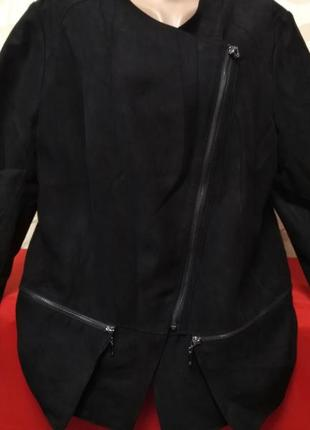Куртка косуха с баской