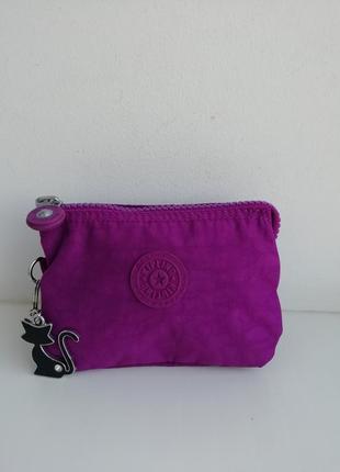 Фірмова бельгійська багатофункціональна сумочка косметичка, ключниця, гаманець kipling!!