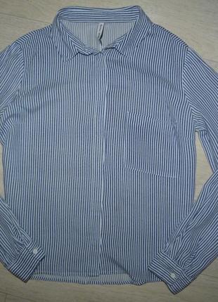 Блузка bershka размер указан xs (mex24)