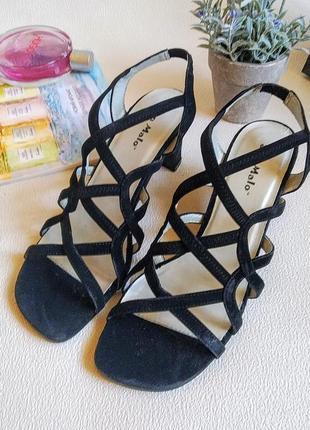 Босоножки туфли2 фото