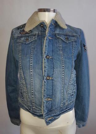 Куртка джинс pepe jeans