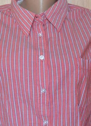 Рубашка хлопок размер 12-14