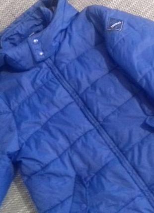 Куртка-парка на мальчика 140-146см