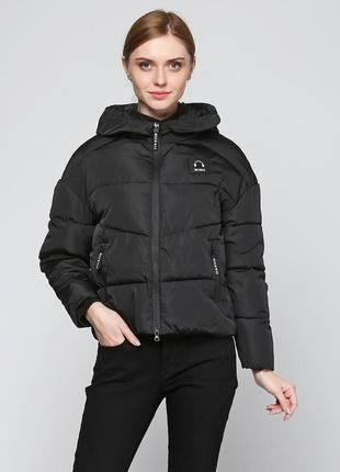 Куртка женская короткая тм qingsu.