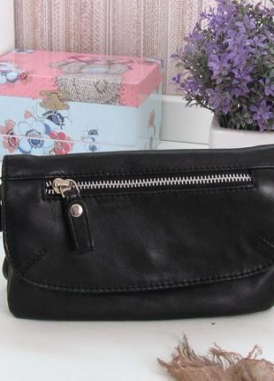Трендовая сумка, клатч, кошелек, натуральная кожа