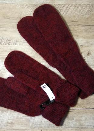 Варежки перчатки рукавицы