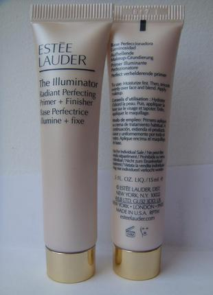 Праймер  estee lauder the illuminator radiant perfecting primer and finisher