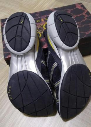 Кроссовки замшевые clarks р 383 фото