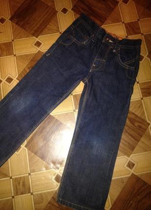 Брюки детские джинсовые.
