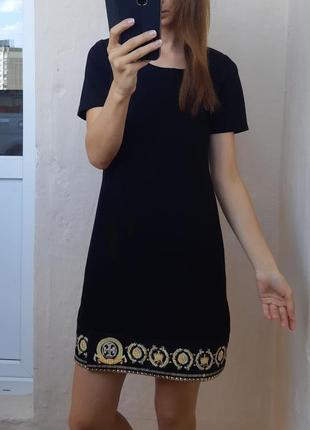 Платье tory burch платье а-образного кроя