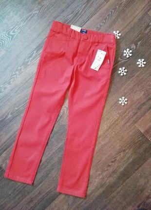 Брюки джинсы на мальчика 126-131cм