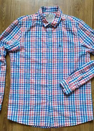 Шикарная рубашка от jack wills