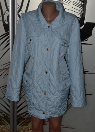 Куртка ветровка на легком синтепоне