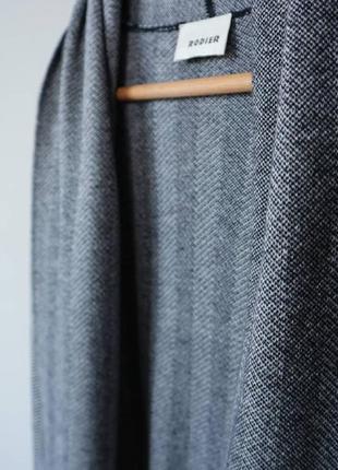 Пальто на запах, кардиган4 фото