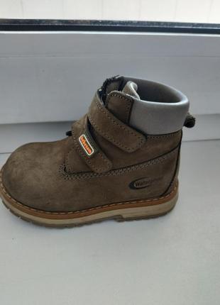 Деми ботинки орто фирмы bebetom