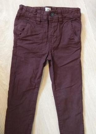 Класні джинсові штани для дівчинки