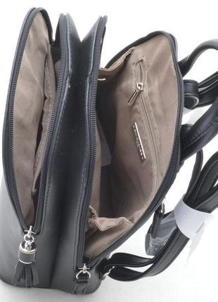 Рюкзак трендовый рюкзачек cross-body кросс боди david jones2 фото